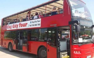 autobuz deschis