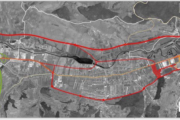 Spitalul Regional de Urgenta Floresti si planul de dezvoltare rutiera a zonei