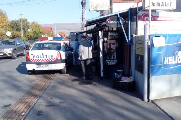 Atentie: In Floresti, mai nou, se sparg si automatele de cafea