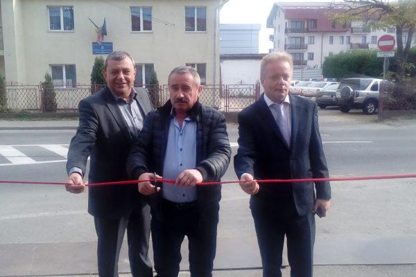 Ioan Sos a deschis cea de-a doua carmangerie din Floresti, langa LIDL. Vezi foto!