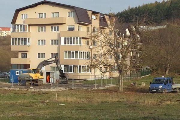 SC Diferit SRL s-a decis să inceapă lucrările la Centura SUD Florești!