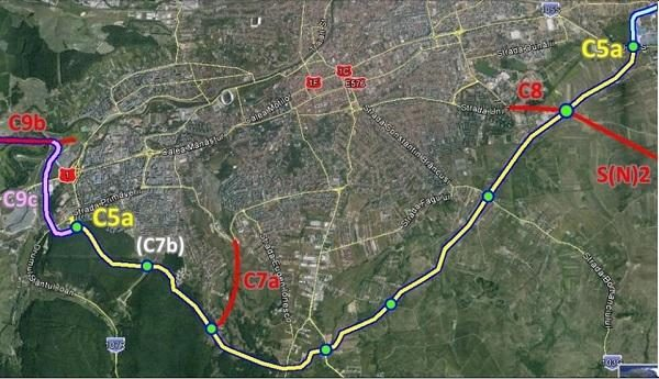 Pe unde va trece Centura Metropolitana. Vezi imagini!