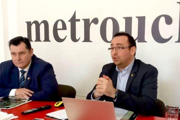 PSD vrea sa aduca metroul la Cluj. Ruta Gilău-Floreşti-Cluj-Apahida-Jucu