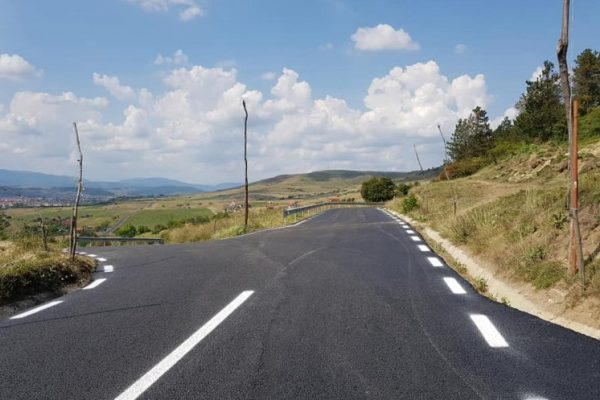 S-a redeschis drumul de legatura Floresti-Grigorescu