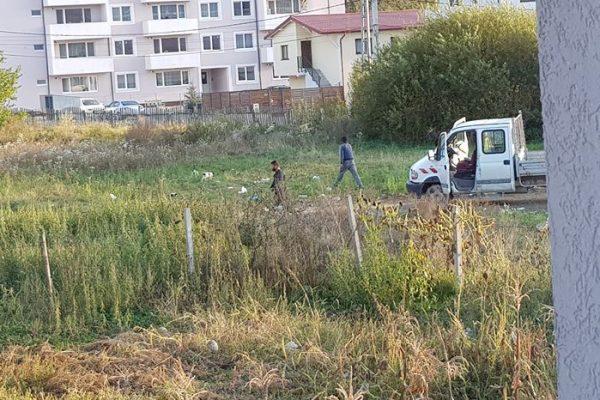IPJ Cluj, prin Serviciul Criminalistic, poate si trebuie sa-i retina pe criminalii puiului de catel din Floresti, din zona strazii Crizantamelor!