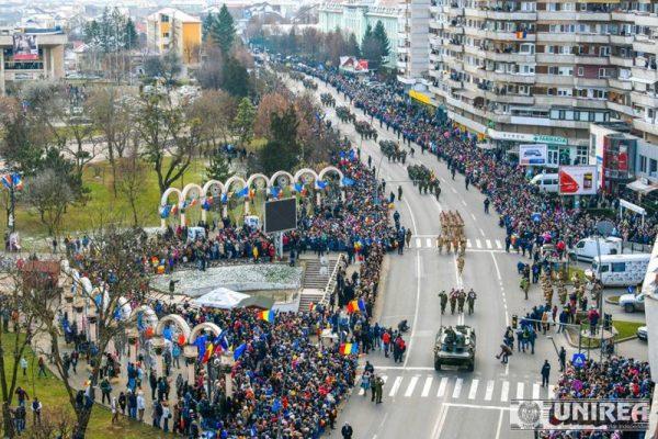 Tren Special de Centenar: 400 de elevi si profesori pornesc din Dej spre Alba Iulia via Cluj, in 1 DECEMBRIE