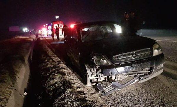 Accident mortal la intrarea in Floresti dinspre Gilau