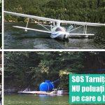 """7.000 de clujeni au semnat Petitia """"SOS Tarnita: NU poluati apa pe care o bem!"""". Petitia a fost depusa la Hidrolectrica"""